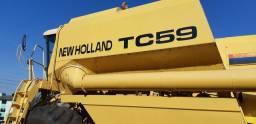Colheitadeira TC 59 2001 23 pés