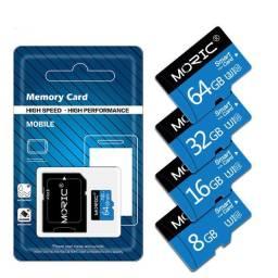 Cartões de memória a partir de R$ 25,00