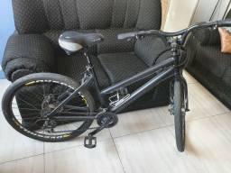 Bicicleta caloi aro 26 semi nova, reformada