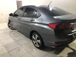 Honda City 1.5 lx 16v flex 4 p - Aut - Único Dono