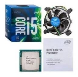 Vendo i5 7600 com placa mãe h110 Pc ware , somente placa mae e processadfor