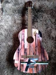 Vendo violão e pedestal