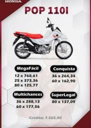 Representante Honda Motolíder Carangola