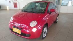 Fiat 500 cult 1.4 duol. 2013