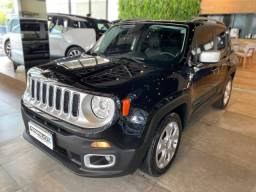 Jeep Renegade Limited 1.8 Flex 2018