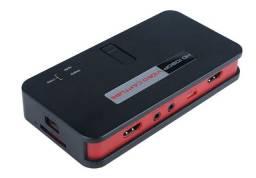 Placa De Captura Hdmi 1080p Ez284 Games - Ps, Xbox, Wii