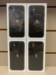 Iphone 11 128gb preto novo lacrado