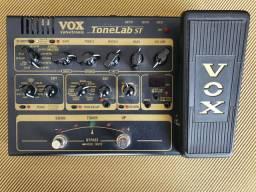Vendo Pedaleira VOX Tonelab st
