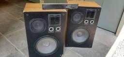 Caixa acustica Polyvox Monitor I -par