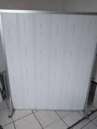 Divisória de PVC