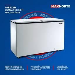 Freezer Esmaltec 500 ECH