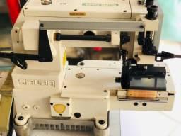 Máquina de costura 4 agulha