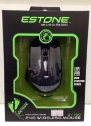 Mouse Gamer sem Fio Estone