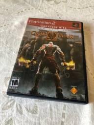 God of War 2 Novinho de ps2 Original - Playstation 2, play 2, ps 2