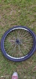 Par de rodas aro 29 com pneu