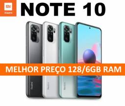 xiaomi note 10 128 gb  ((( 6 gb ram ))) + Brinde