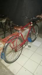 Bicicleta pele 1970 bom estado de uso