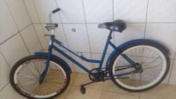 Vendo bicicleta freio de pé ou troco por celular.