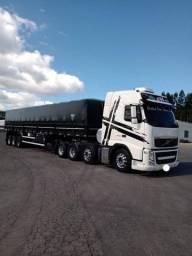Caminhão no parcelado Volvo FH 440