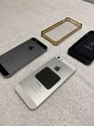 Iphone 5S Branco - Usado (Excelente estado) 550,00 cada