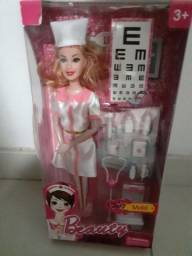 Boneca Beauty Enfermeira