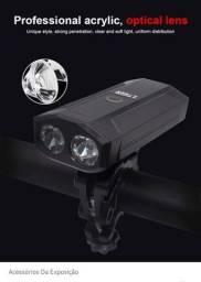 Luz / Farol / Lanterna Bicicleta Bike Xtiger NOVO (na caixa, não usado)
