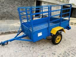 Vendo carrocinha Chico Cyti