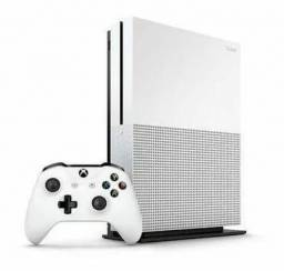 Microsoft Xbox One S 500gb Standard Branco Seminovo