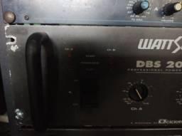 Potência dbs 2000 turbo