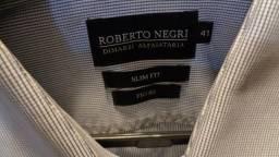 Camisa Social - Marca Roberto Negri