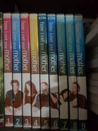 9 TEMPORADAS DE HOW I MET YOU MOTHER EM DVD