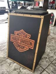 Cajon eletrico motor Harley-davidson company