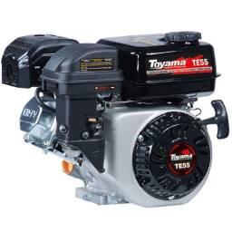 Vendo motor Toyama- 5.5 HP partida manual- Novo