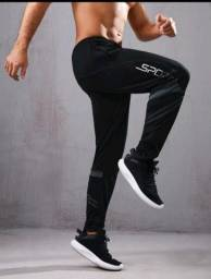 Calça masculina p fitness e musculaçao