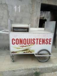 Vendo carrinho adaptado pra tapioca recheada em ótimo estado!
