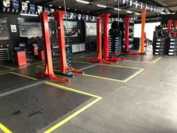 Vendedor auto center
