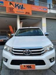 Toyota Hilux CD 2.8 SRV 4x4  Automático 2017 Diesel