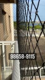 Redes de proteção varandas e janelas
