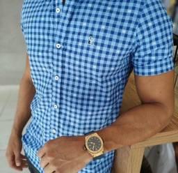 Camisa Manga Curta 50% OFF