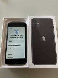 IPHONE 7 128 GB PRETO