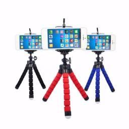 Mini Tripé para celulares e cameras
