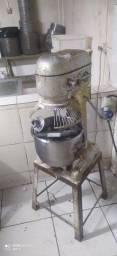 Fundo de padaria e maquinario