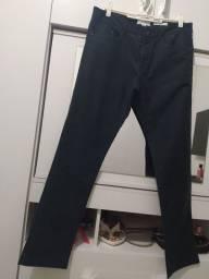 Calça masculina marca Calvin Klein, Tam 40