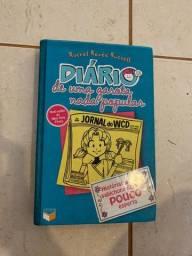 Livro: Diário de uma garota nada popular