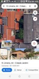 Terreno 400MT com 3 casas