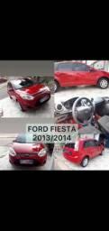 Ford fiesta trabalho com financiamento