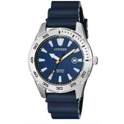 Título do anúncio: Relógio Citizen Bi1041-22l 42mm Pulseira De Poliuterano