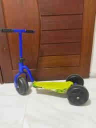 Patinete infantil - 3 rodas