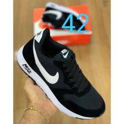 Tênis Nike Adidas Asics Caminhada Academia Corrida Masculino Feminino