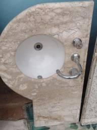 Pia de banheiro cozinha e lavanderia